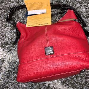 Dooney & Bourke Authentic Red Bag